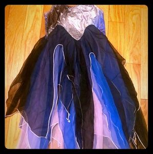 Revolution dance costume